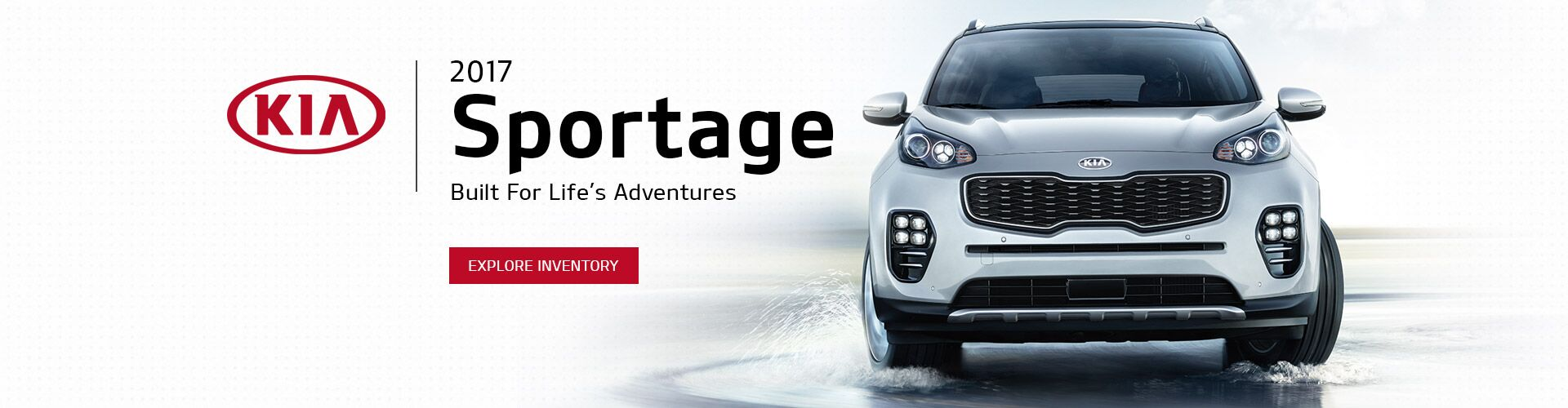 New Kia Sportage at Warrenton Kia
