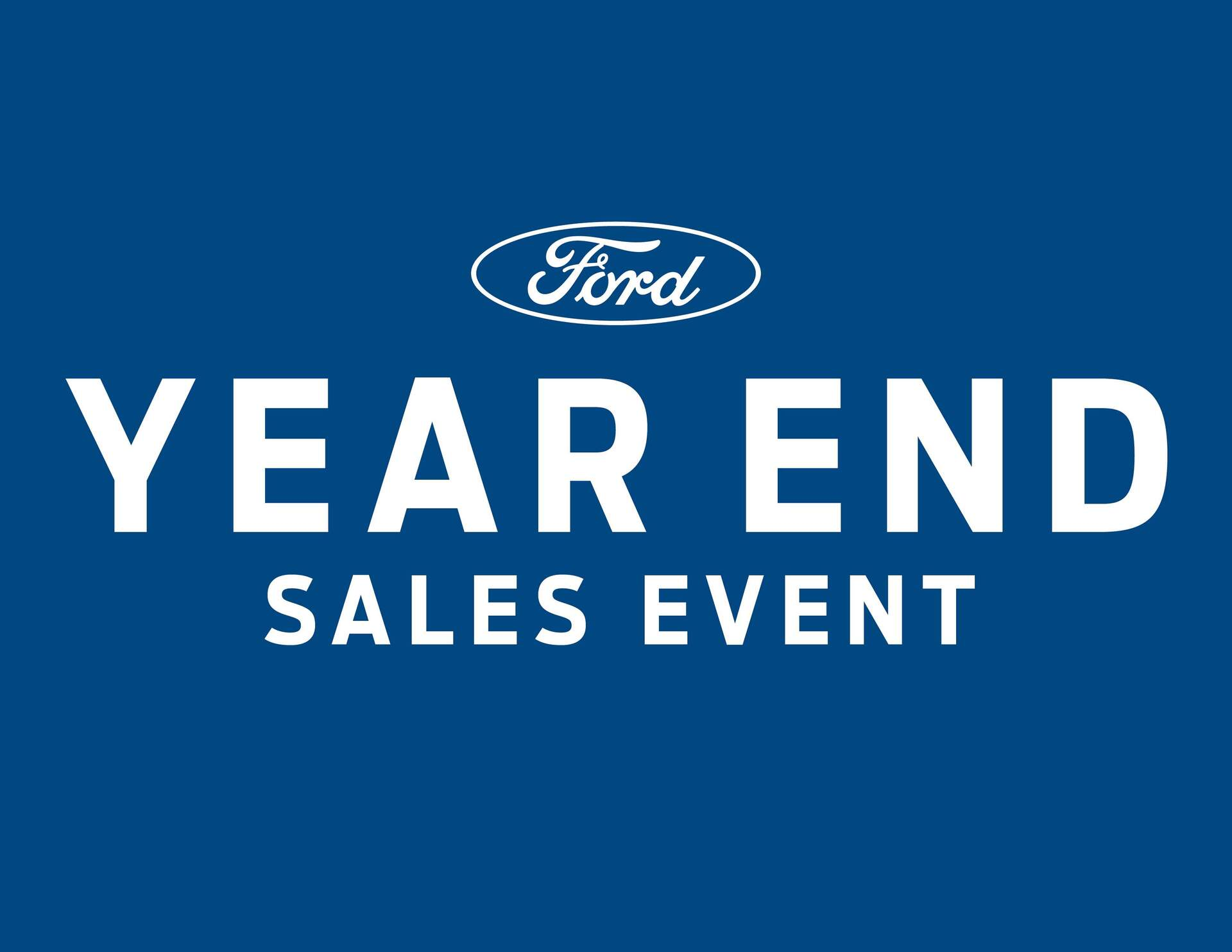 Ford Year End
