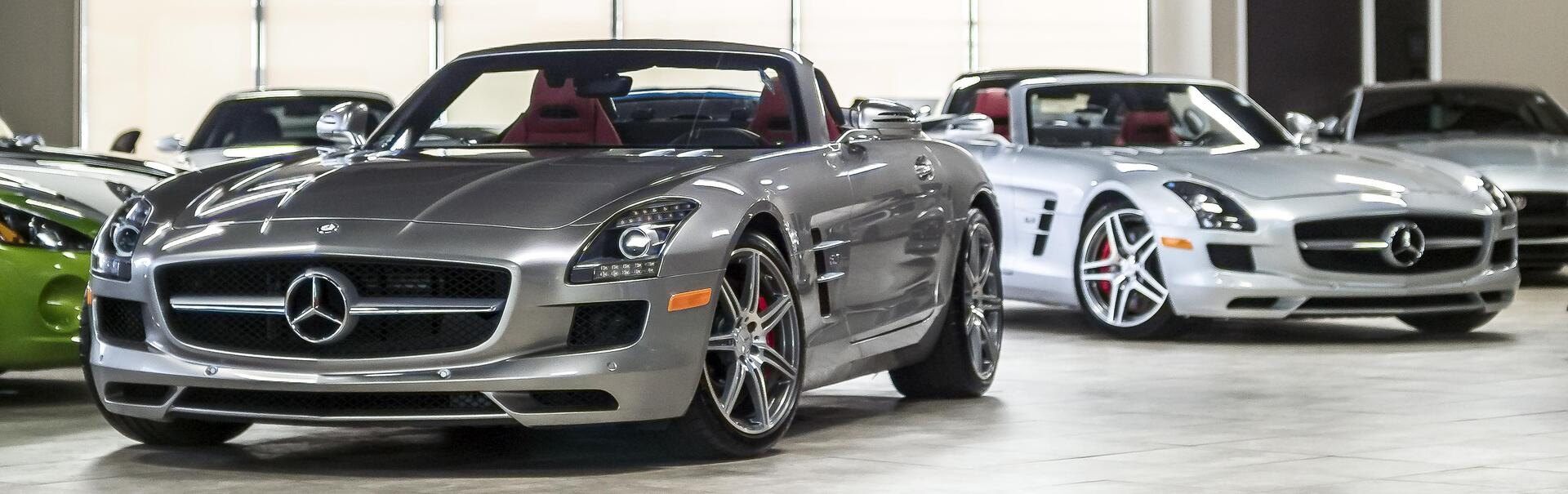 Chicago Motor Cars SLS AMG