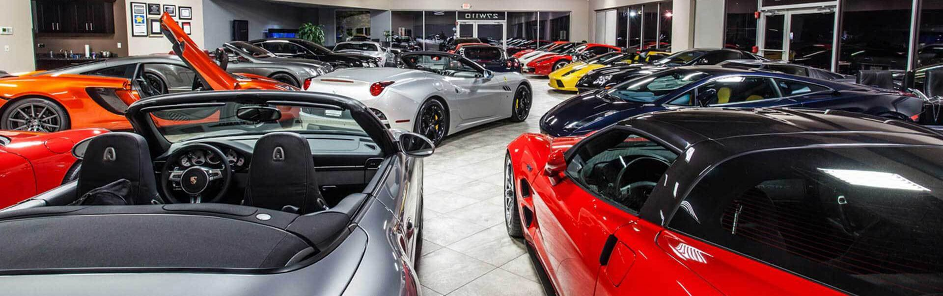 Prestige Car Dealership Las Vegas