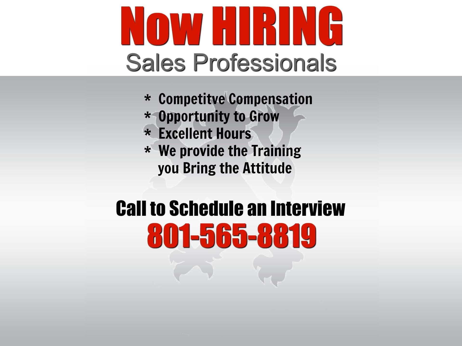 Now Hiring Sales2