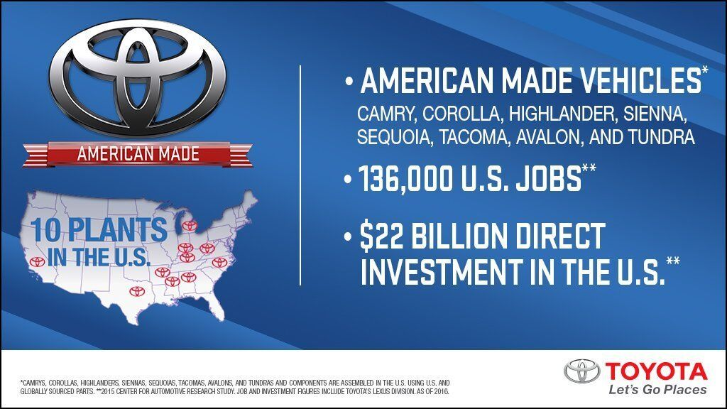 American Made Vehicles