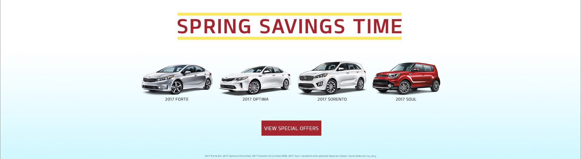 Spring Savings Time at Lehighton Kia