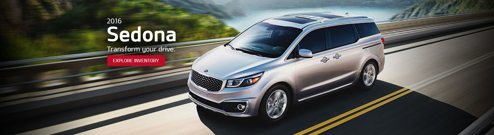 New Kia Sedona at Lehighton Kia