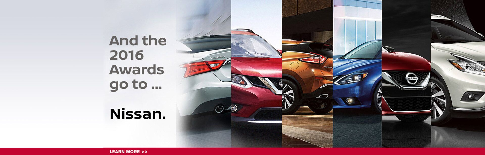 2016 Nissan's