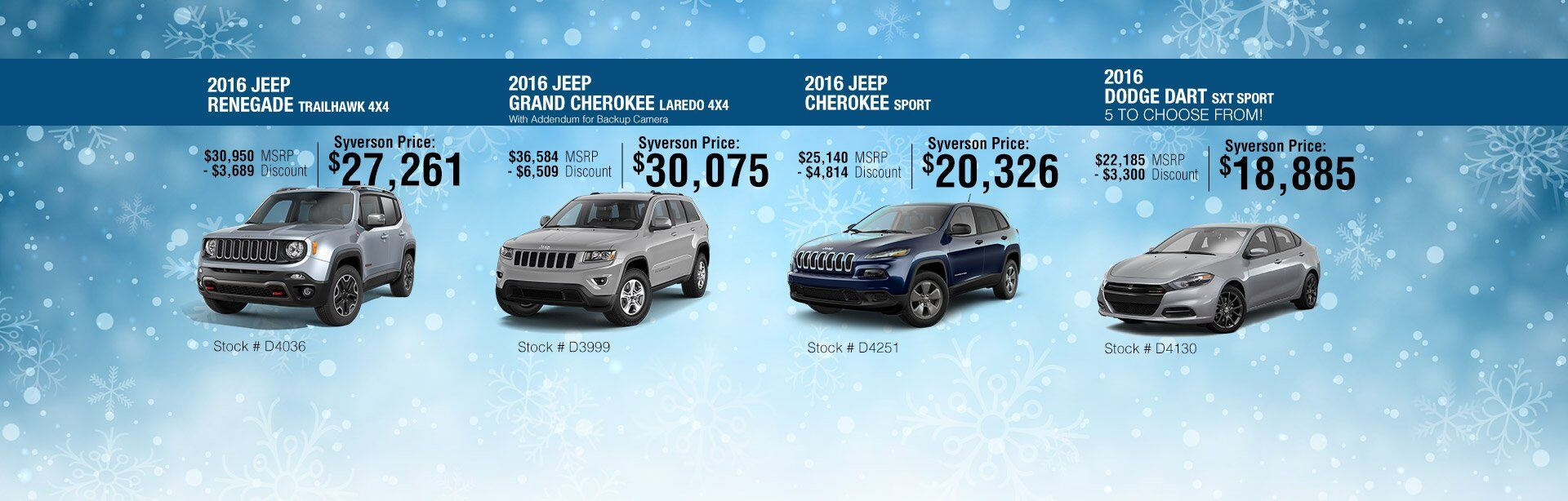 Jeep Dodge Ram Lease Offers