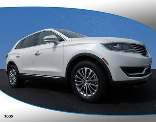 2016 Lincoln MKX Select