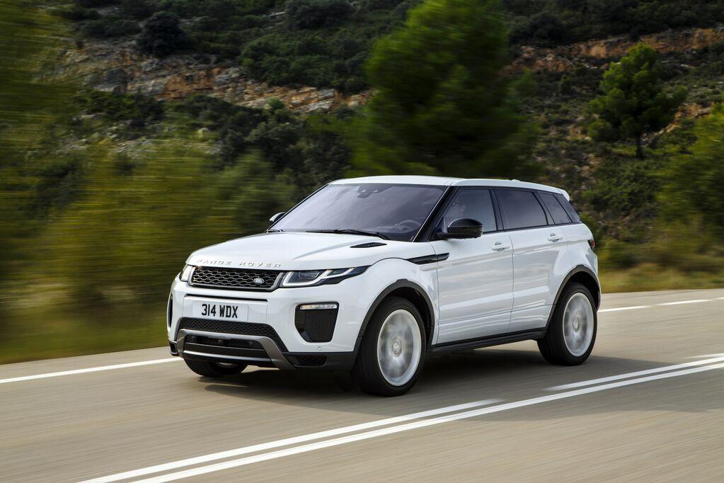 2018 Range Rover Evoque SE