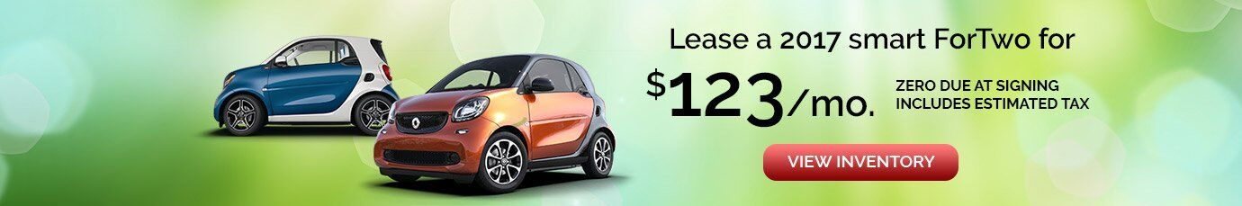 Smart ForTwo Lease