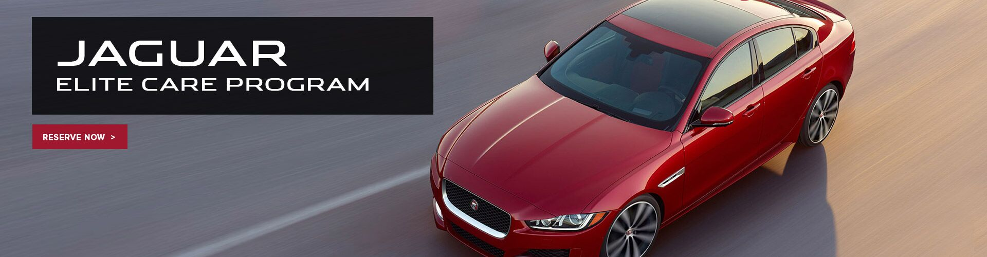Jaguar Elite Care Program