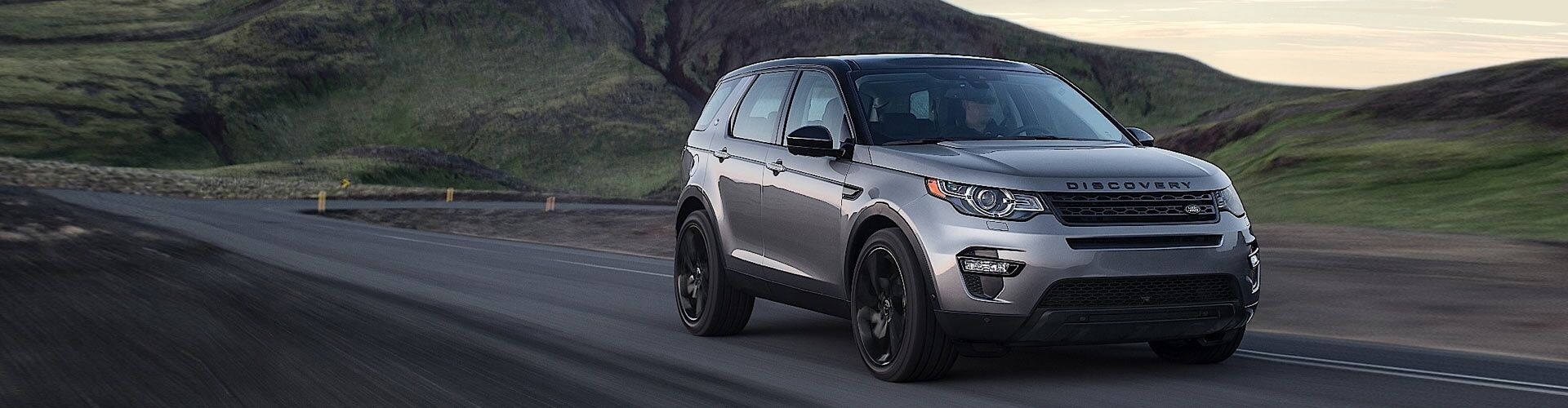 New Discovery Sport at Land Rover Merriam