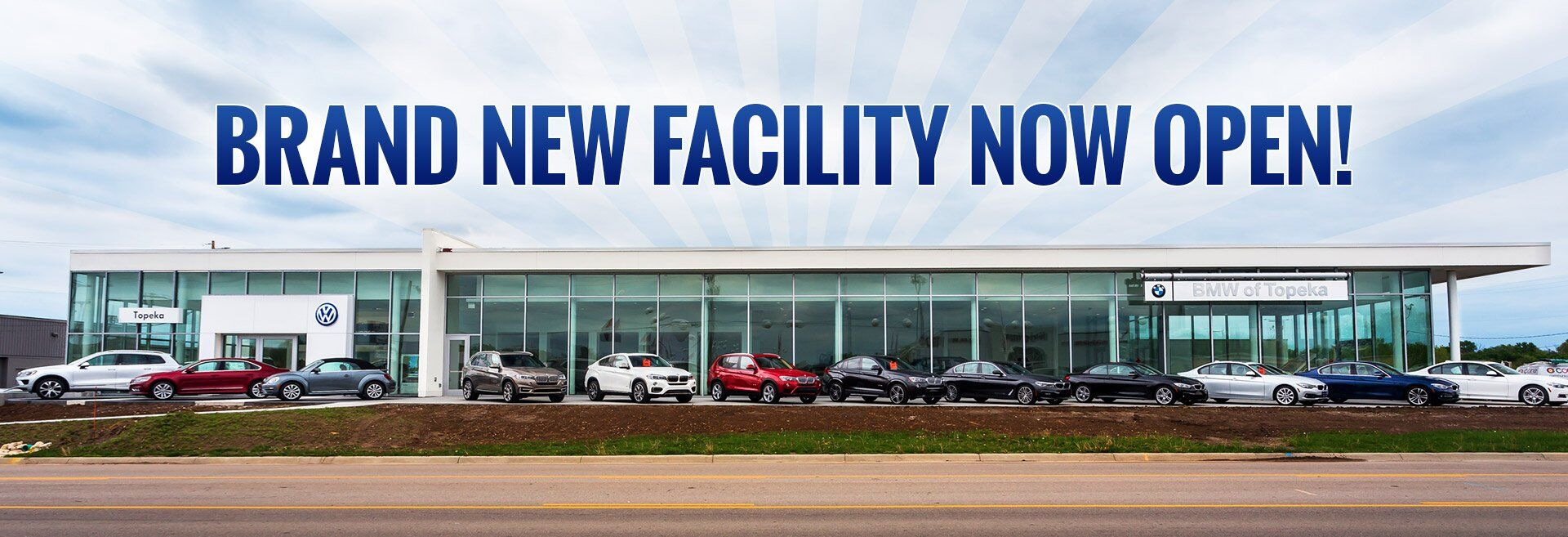 New Facility now open