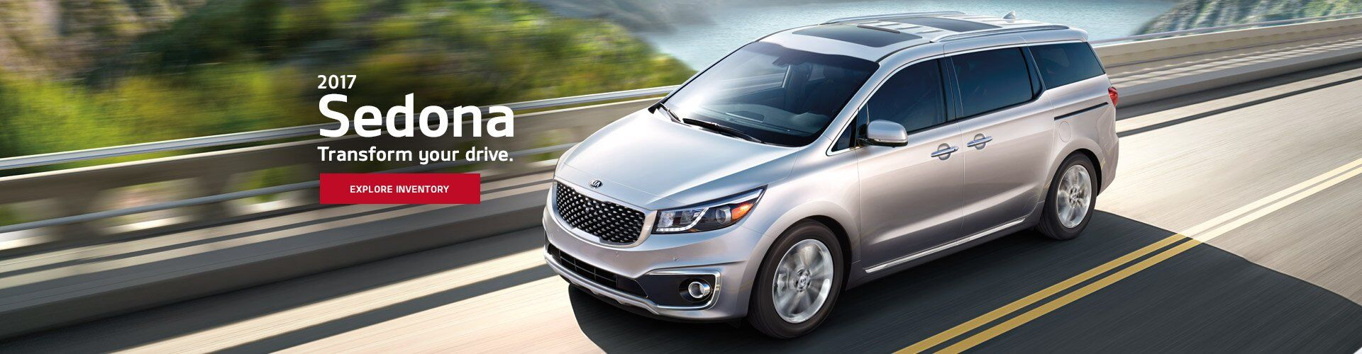 New Kia Sedona at Zamora KIA