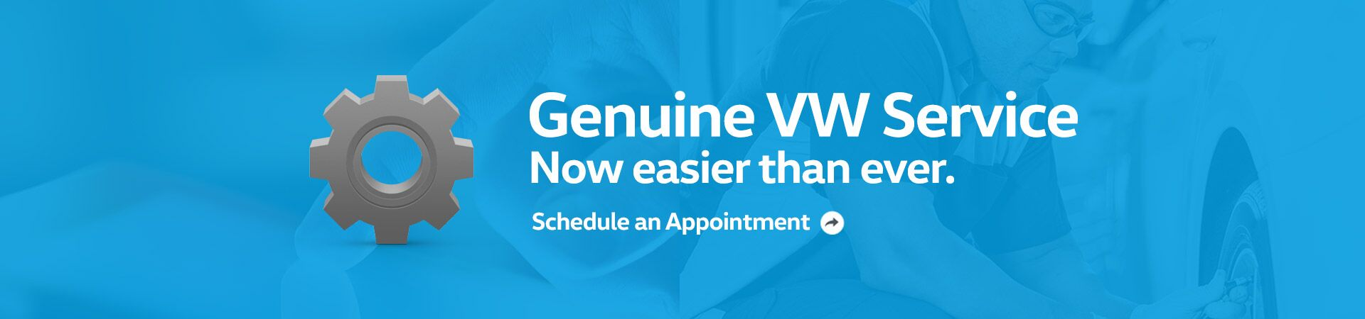 Scheduling service is easy at Smithtown Volkswagen