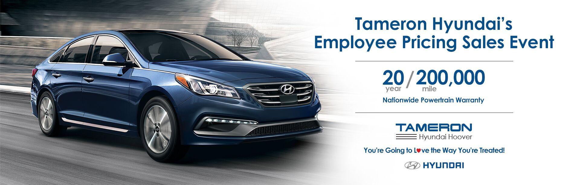 Tameron Hyundai Used Cars