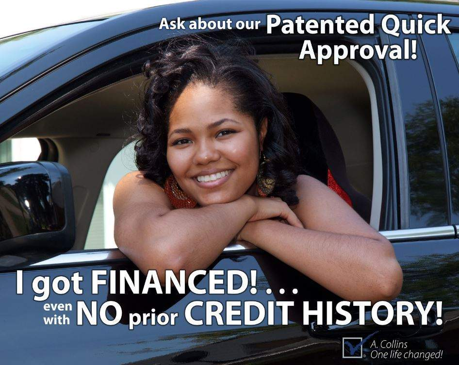 We Have Guaranteed Credit Approval