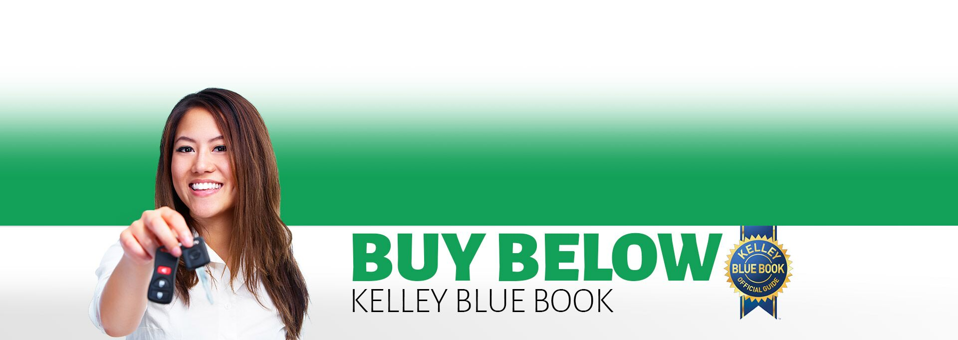Buy Used Cars Below KBB Value.
