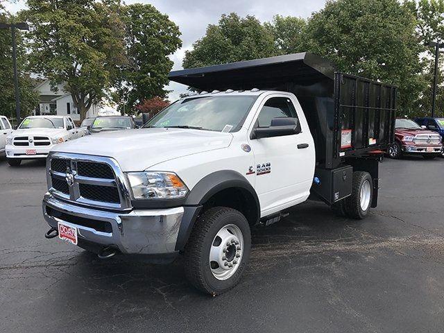 2017 Ram 5500HD Tradesman