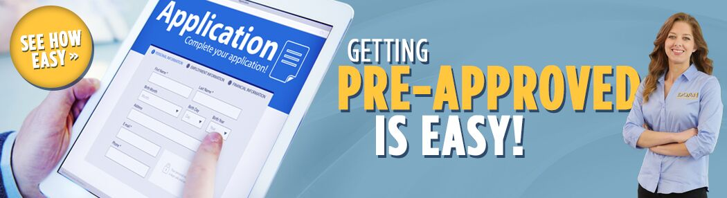 Get pre-approved in Rochester NY