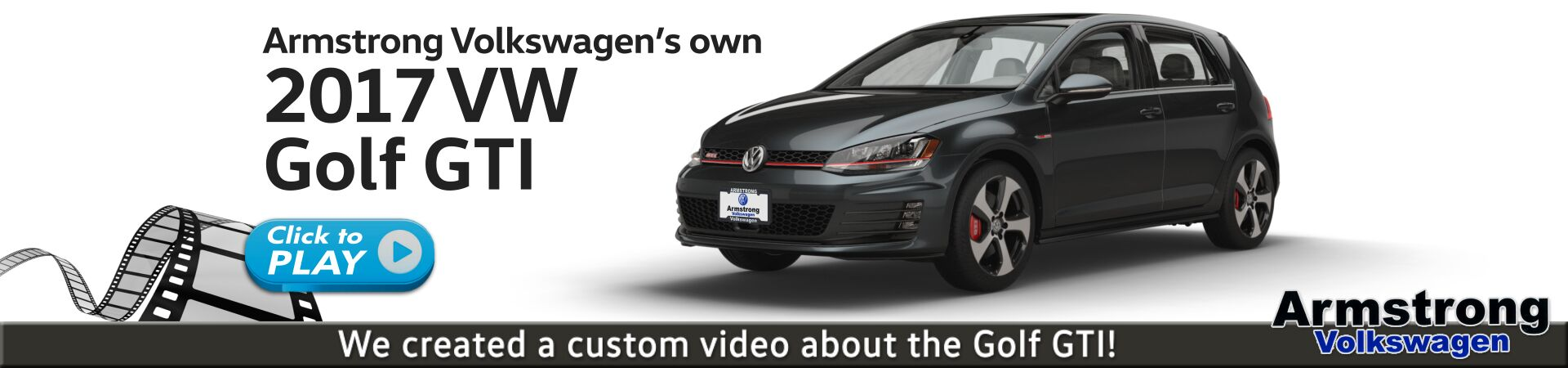 vw golf gti video
