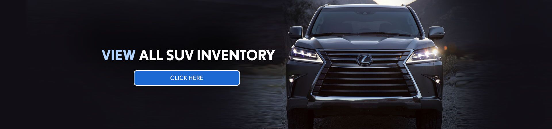 View SUV Inventory