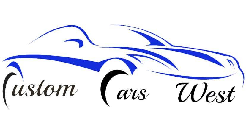 CUSTOM CARS WEST LOGO