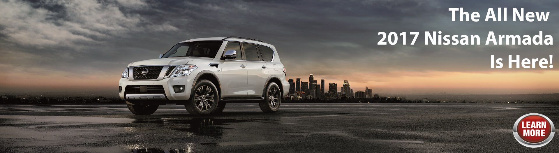 2017 Nissan Armada Is Here