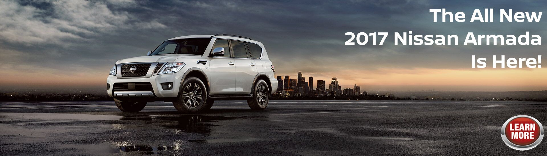 The 2017 Nissan Armada Is Here