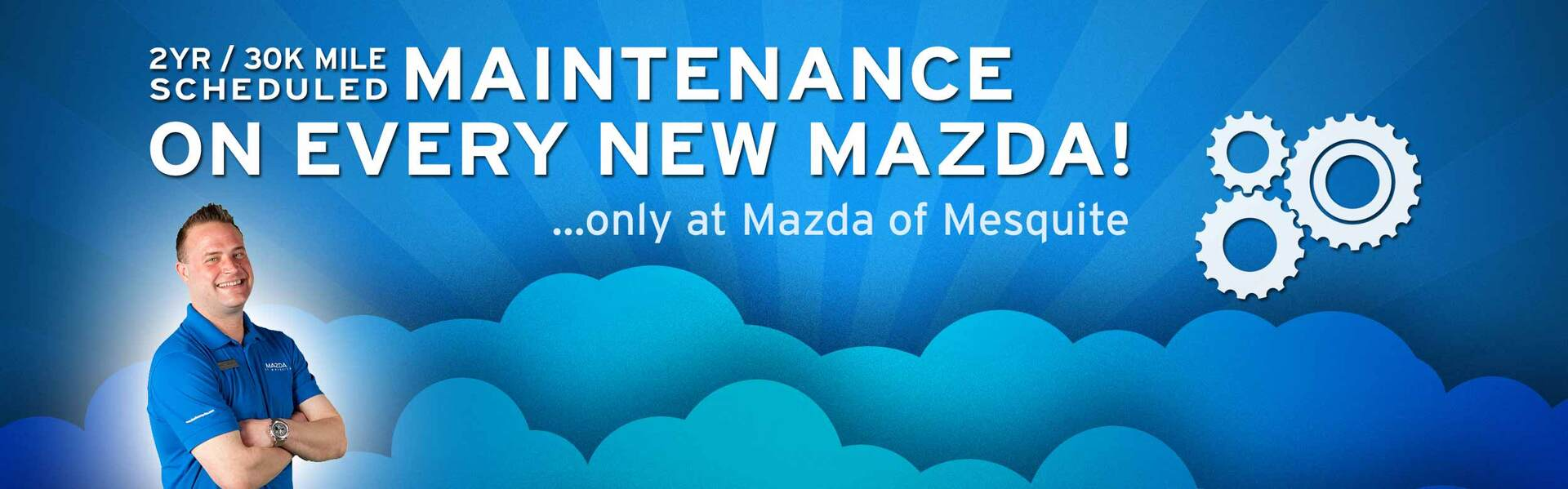 Mazda of Mesquite Maintenance Program