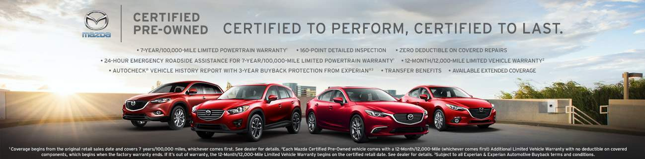 Mazda of Mesquite Certified Pre Owned