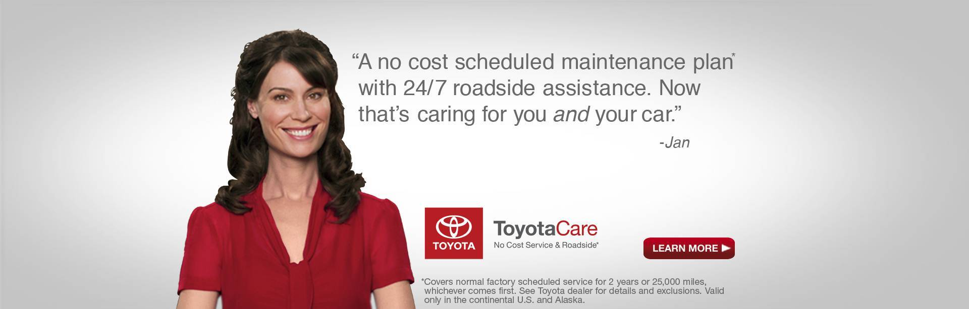 ToyotaCare at Clint Newell Toyota