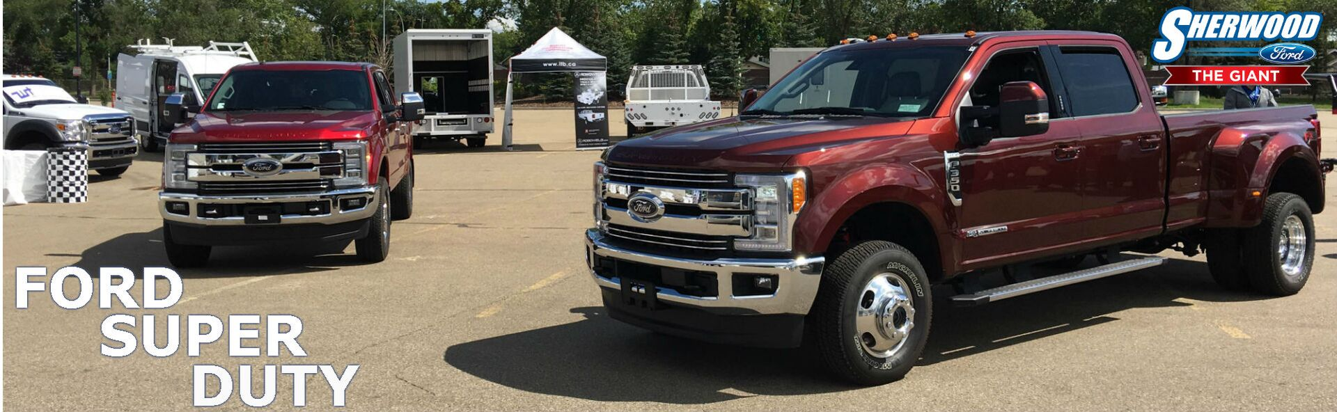 Sherwood Ford Ford Super Duty