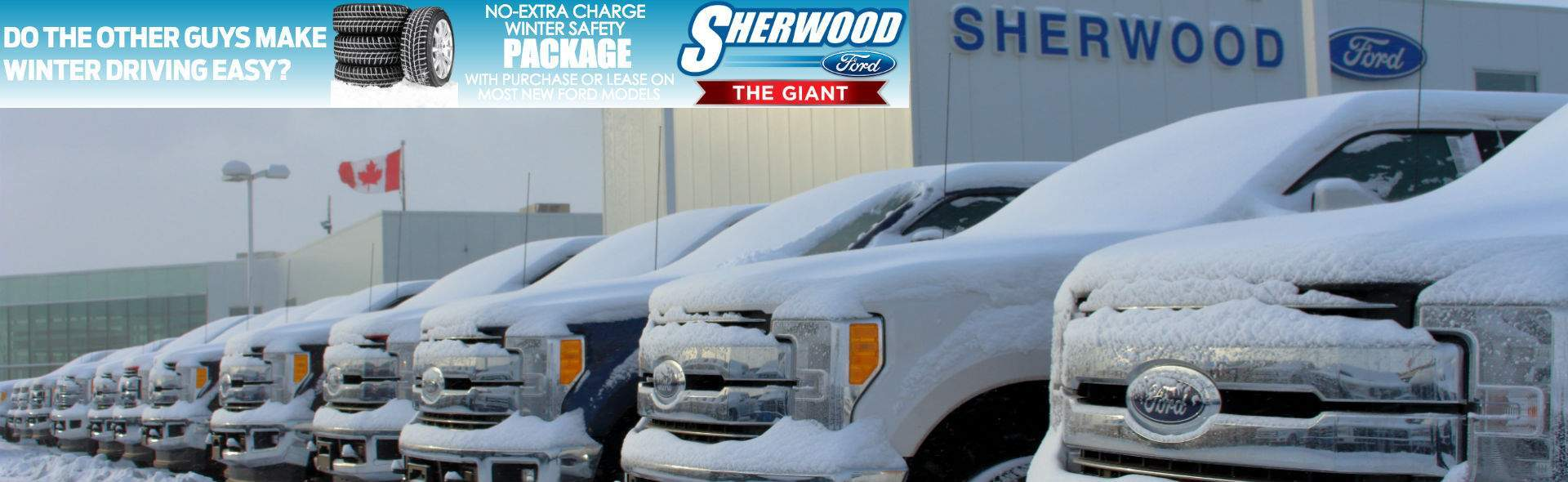 Title: Sherwood Ford Winter Tires