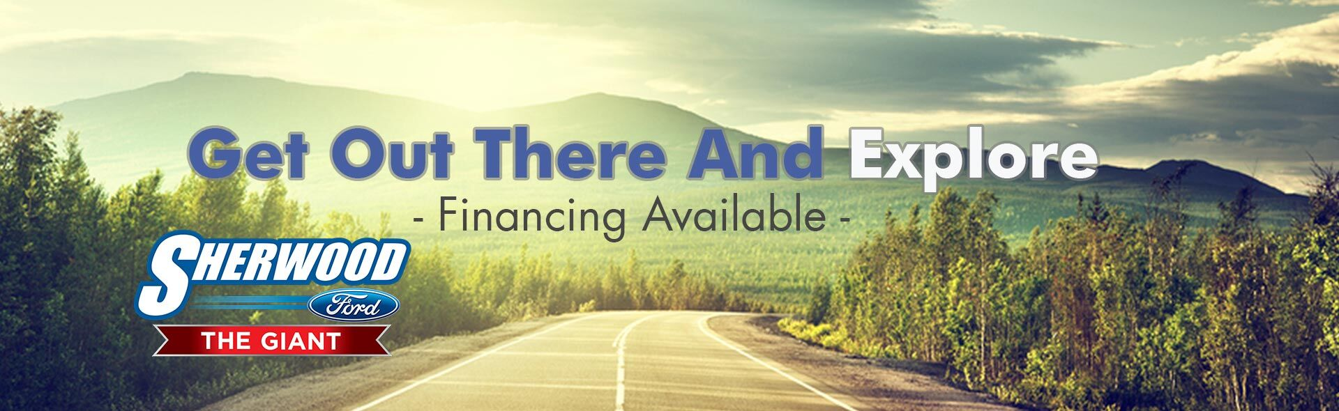 Sherwood Ford Financing