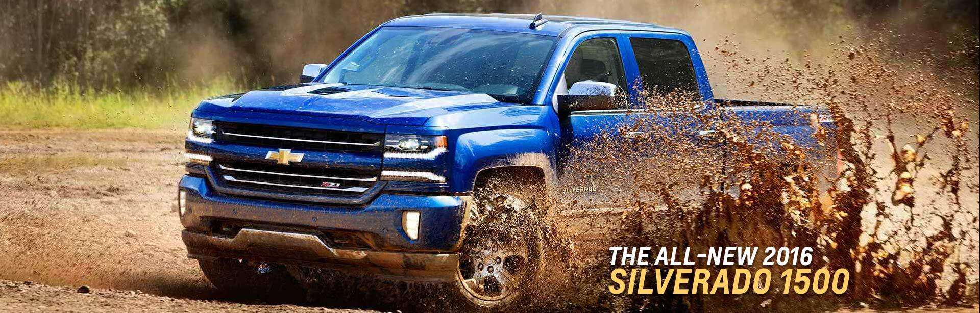 New Chevy Silverado 1500 in Flemingsburg, KY | Cheap Chevrolet