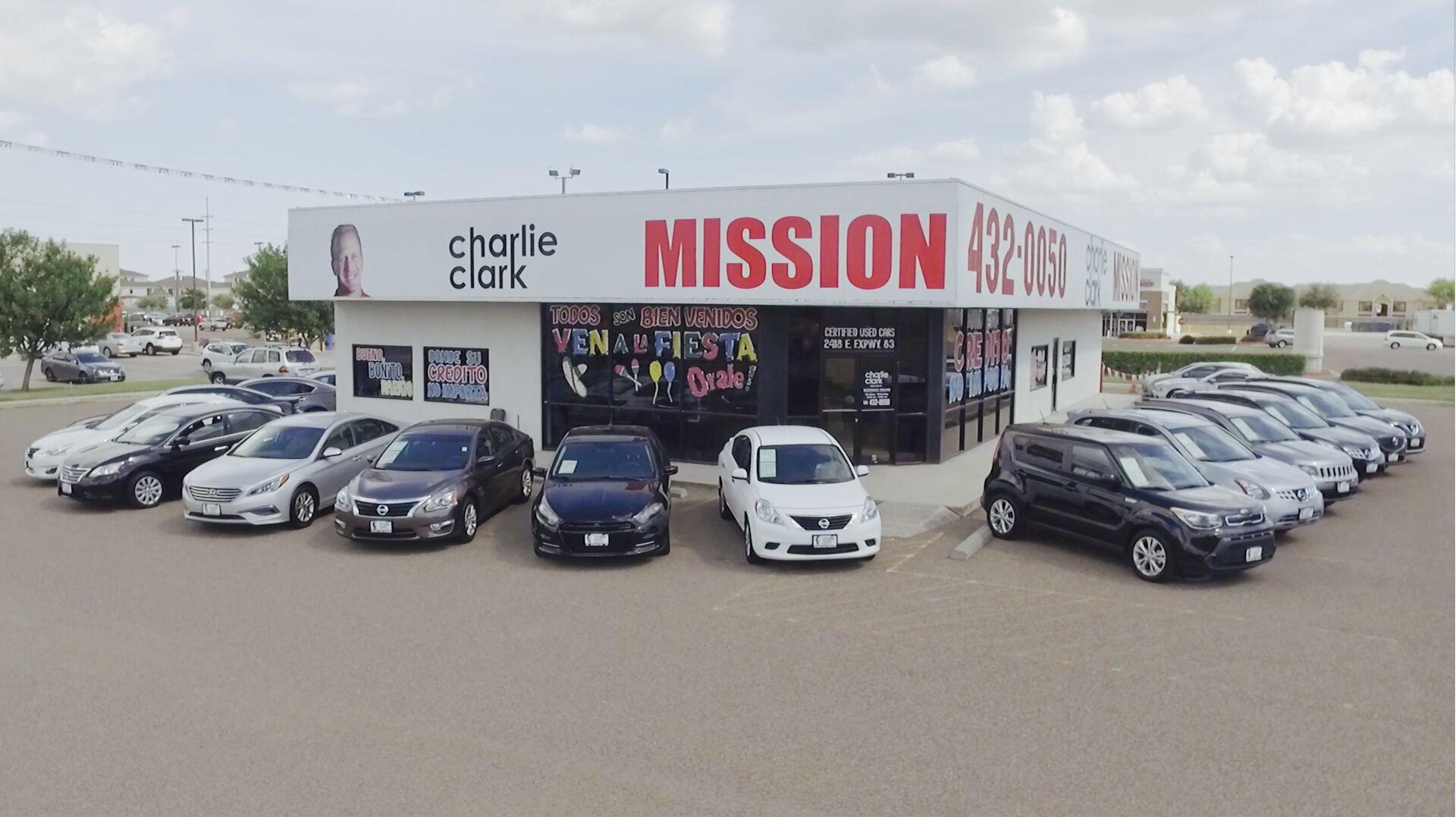 Used Car Dealership Mission Tx Charlie Clark Select Mission