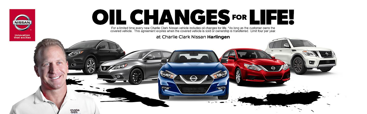 Nissan Dealership Harlingen TX | Used Cars Charlie Clark ...
