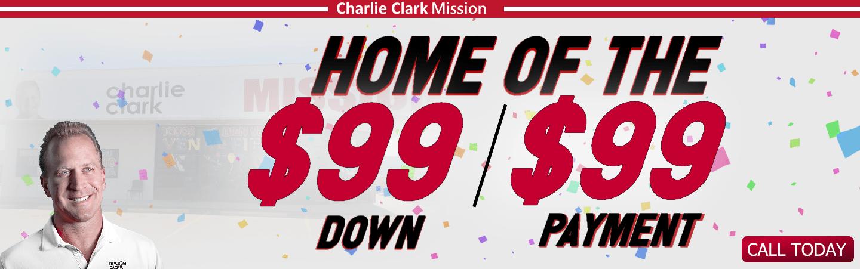 Used Car Dealership Mission TX | Charlie Clark Select Mission