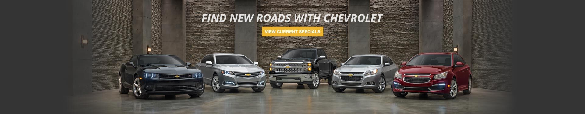 New Chevrolet Inventory