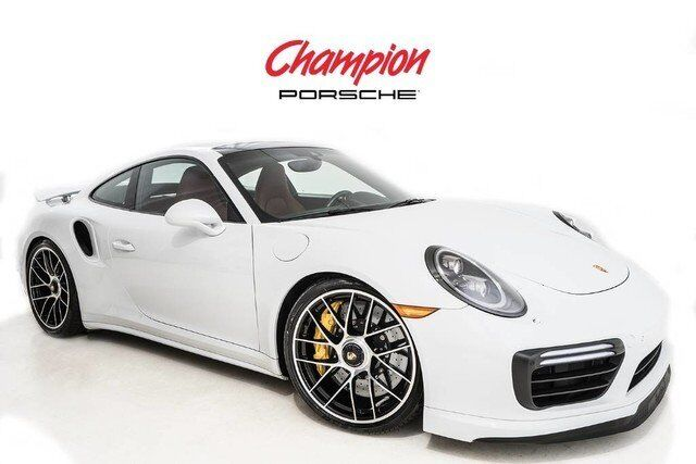 2017 Porsche DEMO SALE 911 Turbo S