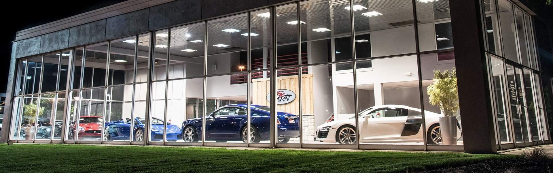 Performance Exotic Luxury Used Car Dealership In Columbus