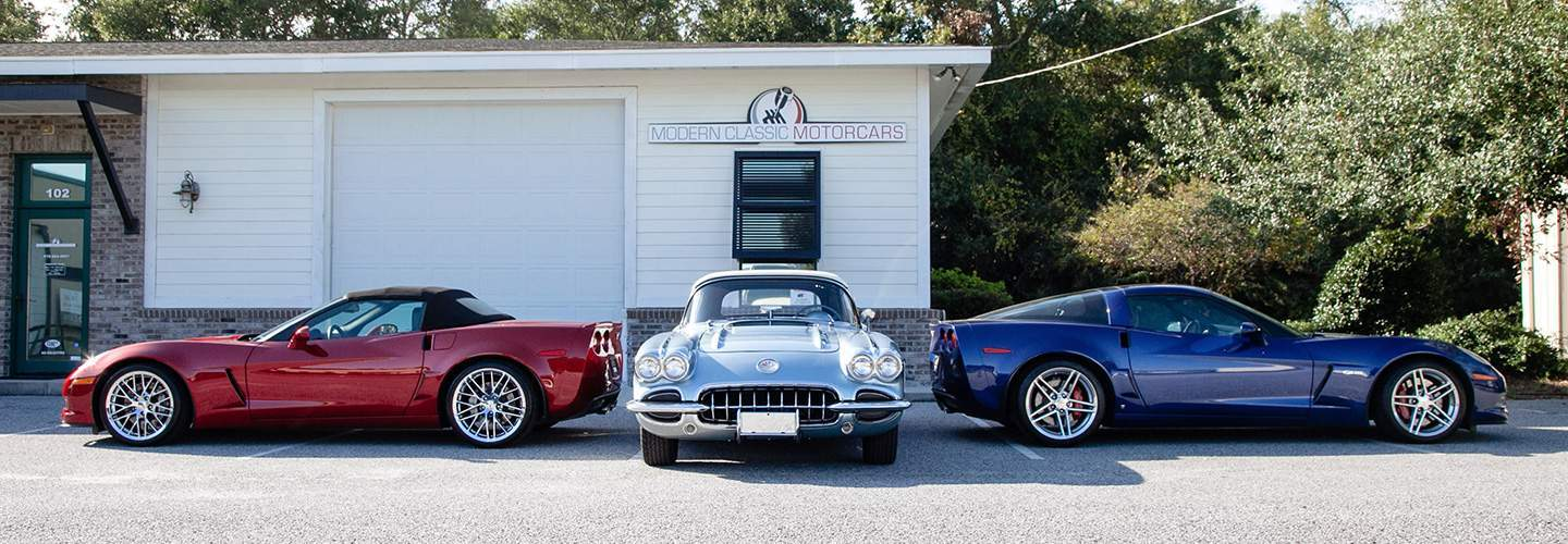 Used Car Dealership Charleston SC | Modern Classic Motorcars