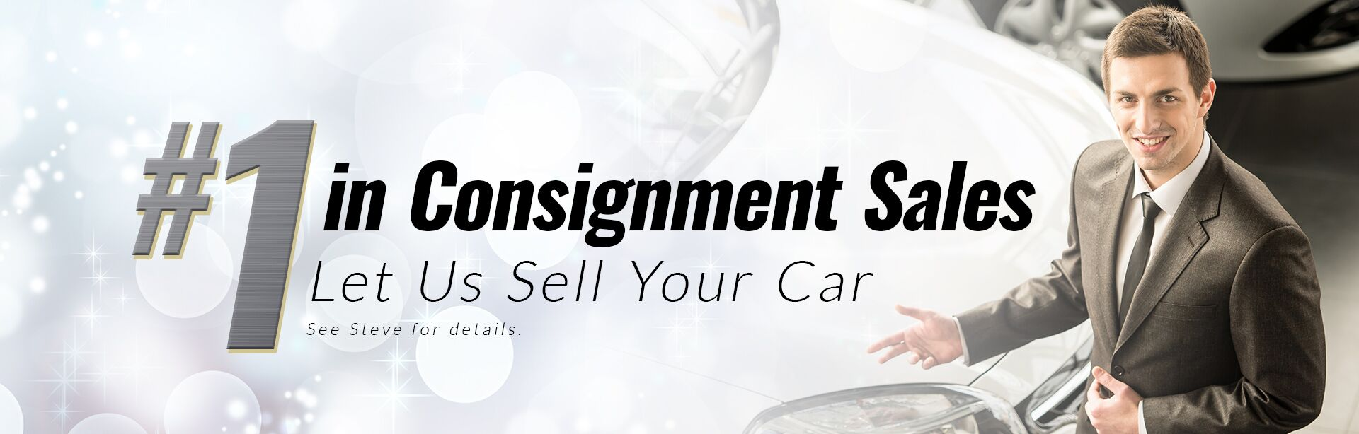 #1 in Consignment Sales