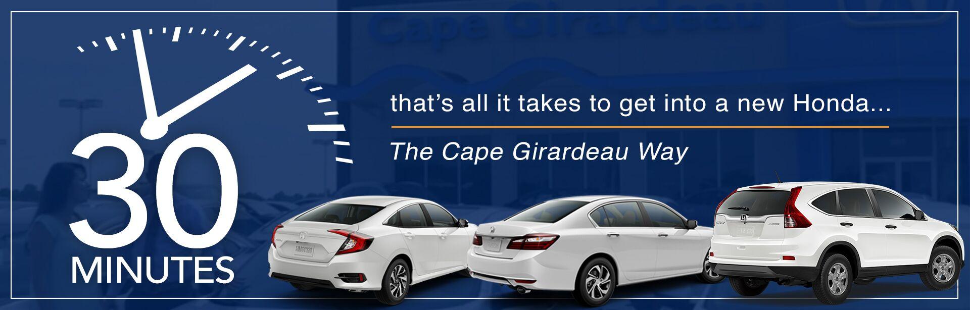 Honda Car Dealer Cape Girardeau Mo