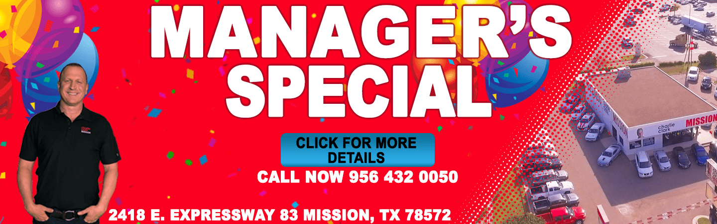 Used Car Dealership Mission TX | Charlie Clark Select Mission