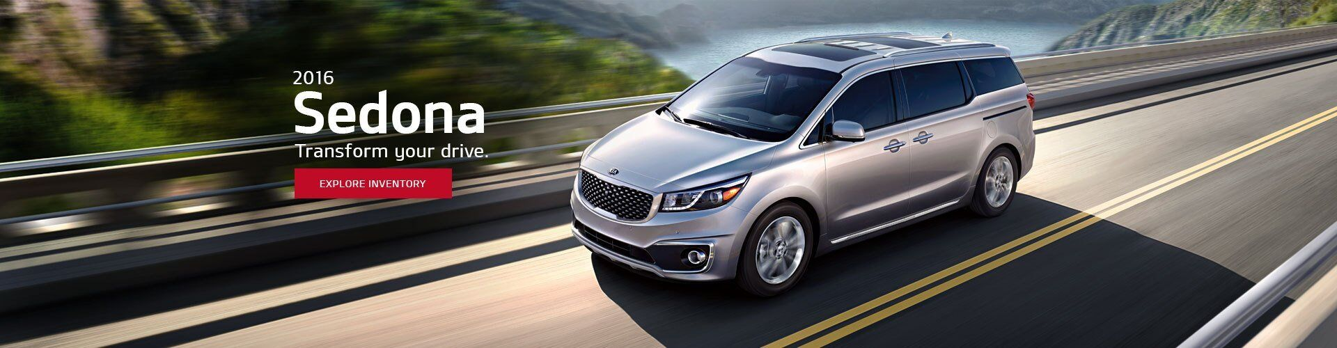 New Kia Sedona at Garden Grove Kia