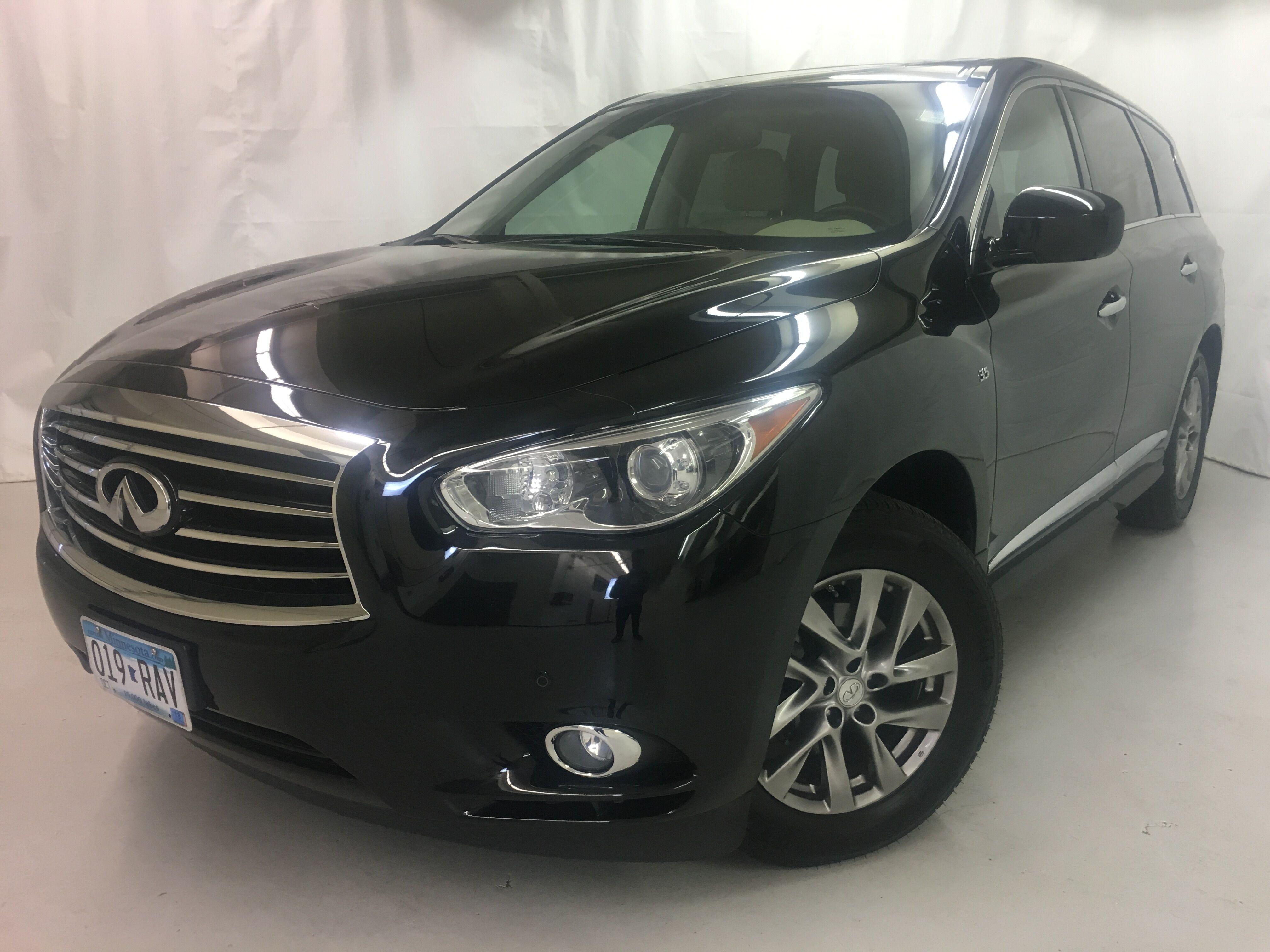 2015 INFINITI QX60 AWD Premium Plus