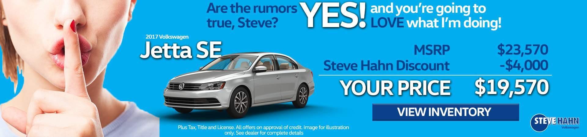 Steve Hahn's Volkswagen | New & Used Cars | Yakima, WA