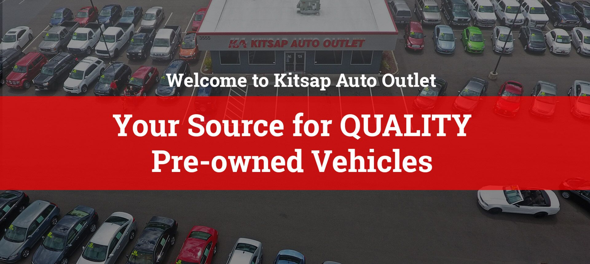 Kitsap Auto Outlet Intro