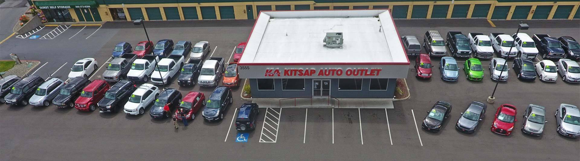 Kitsap Auto Outlet